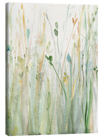 Canvas print  Spring Grasses II - Avery Tillmon
