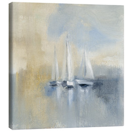Canvas print  Morning Sail I - Silvia Vassileva