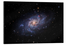 Acrylic print  Messier 33, the Triangulum Galaxy - Lorand Fenyes