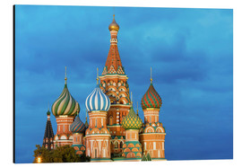Miles Ertman - Brilliant St. Basil's Cathedral in Moscow