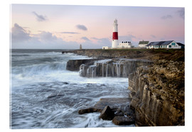 Acrylic print  Portland Bill Lighthouse - Stephen Spraggon
