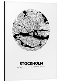 44spaces - City map of Stockholm