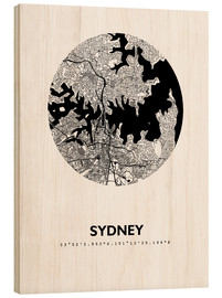 44spaces - City map of Sydney