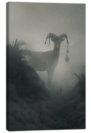 Canvas print  Right Road - Dawid Planeta