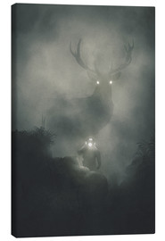 Canvas print  Power - Dawid Planeta