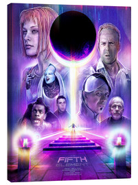 Canvas print  The Fifth Element - Barrett Biggers