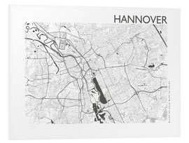 Forex  City map of Hannover - 44spaces