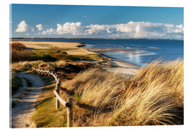 Acrylic print  Sylt pure nature - Nordbilder