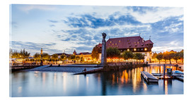Acrylic print  Council in Constance on Lake Constance - Dieterich Fotografie