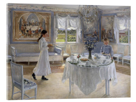 Acrylic print  Name day - Fanny Brate