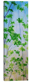 Canvas print  Small forest - Herb Dickinson