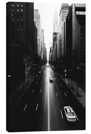 Canvas print  Streets of New York, 42nd Street - Sascha Kilmer