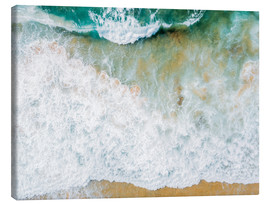 Canvas print  Ocean waves - Radu Bercan