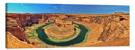 Canvas  Horseshoe Bend - fotoping