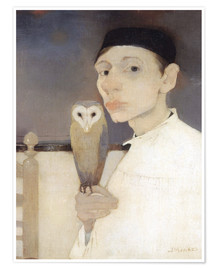Premium poster  Jan Mankes - Jan Mankes