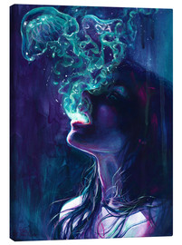Canvas print  The Ghostmaker - Tanya Shatseva