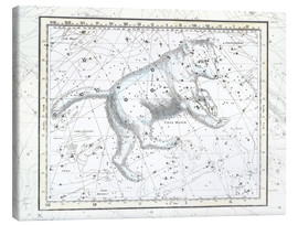 Canvas print  Ursa Major Platte 6 - Alexander Jamieson