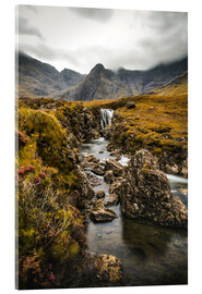 Acrylic print  Fairy Pools, Isle of Skye - Sören Bartosch