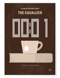Premium poster  THE EQUALIZER - chungkong