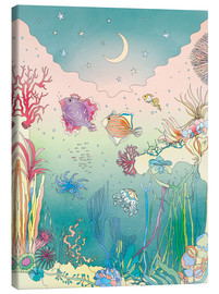 Canvas print  Under the sea - Ella Tjader