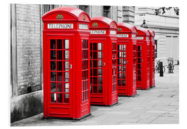 Forex  London telephone box - Art Couture