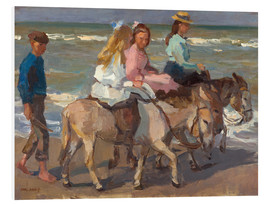 Forex  To ride a donkey - Isaac Israels